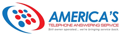 Americas Telephone Answering Service Logo